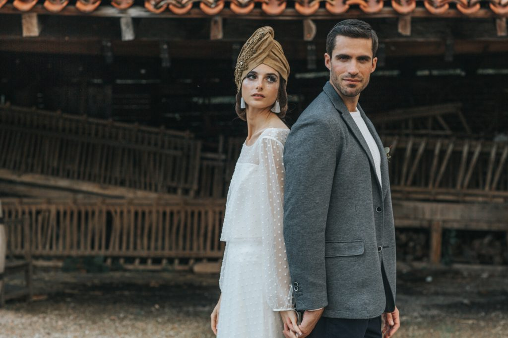 Editorial de bodas en el pais vasco frances