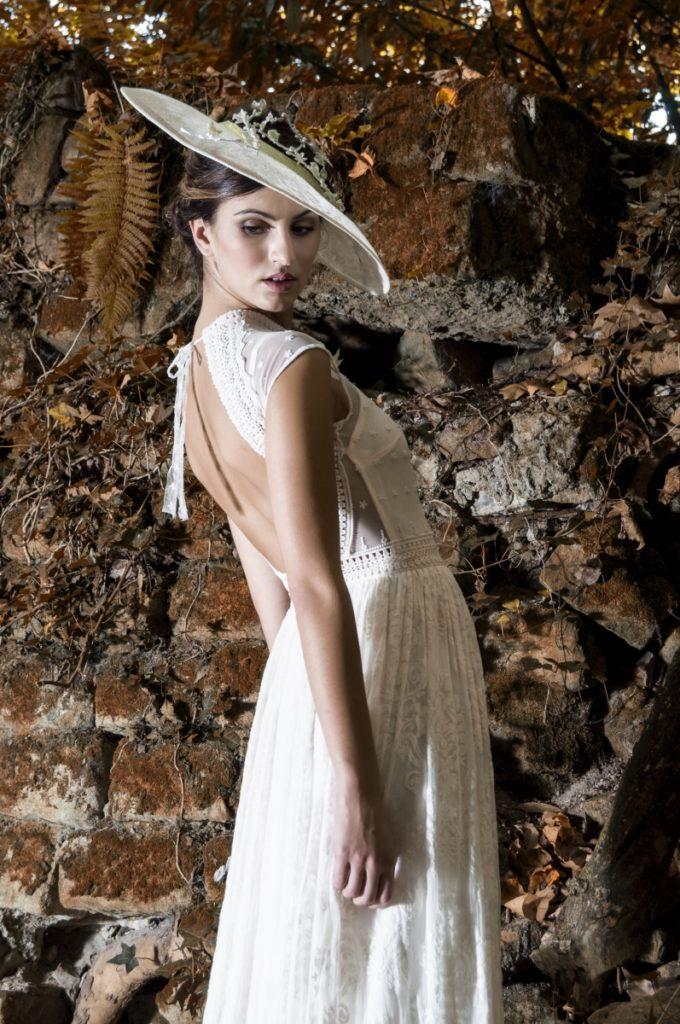 Pamela para novia con porcelana